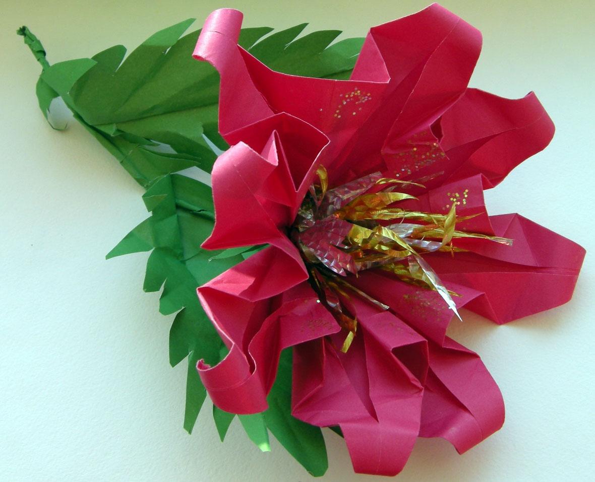 Аленький цветочек поделки своими руками фото