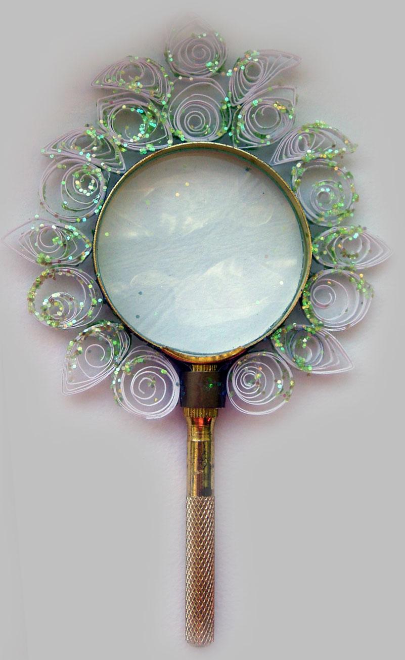 Как своими руками сделать волшебное зеркало